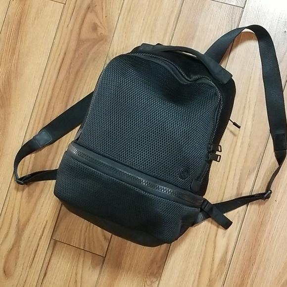 FINAL PRICE Lululemon City Adventurer Backpack